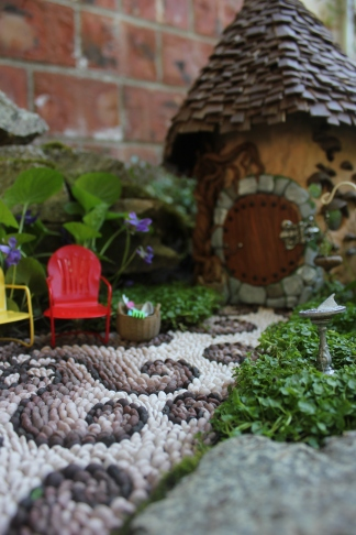 Fairy house fairy garden miniatures at beneaththeferns.w... #Fairyhouse #fairygarden #miniature #beneaththeferns 10