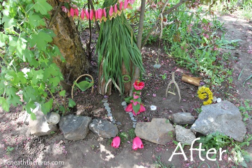 Fairy garden house miniature how to tutorial