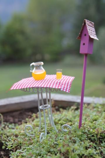 Fairy gardens fairy garden accessories birdhouse pink