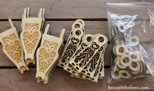 Miniature owl dollhouse spiral staircase tutorial