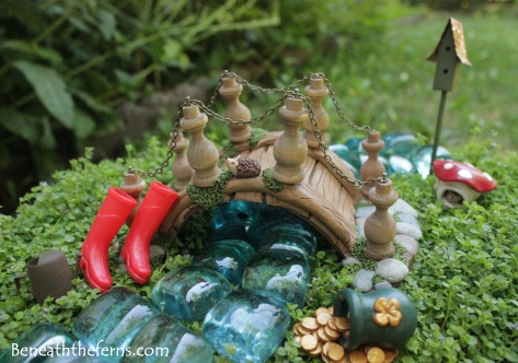 Secret pal fairy garden giveaway