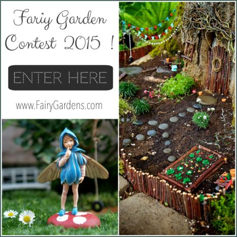 Fairygardens.com fairy garden contest