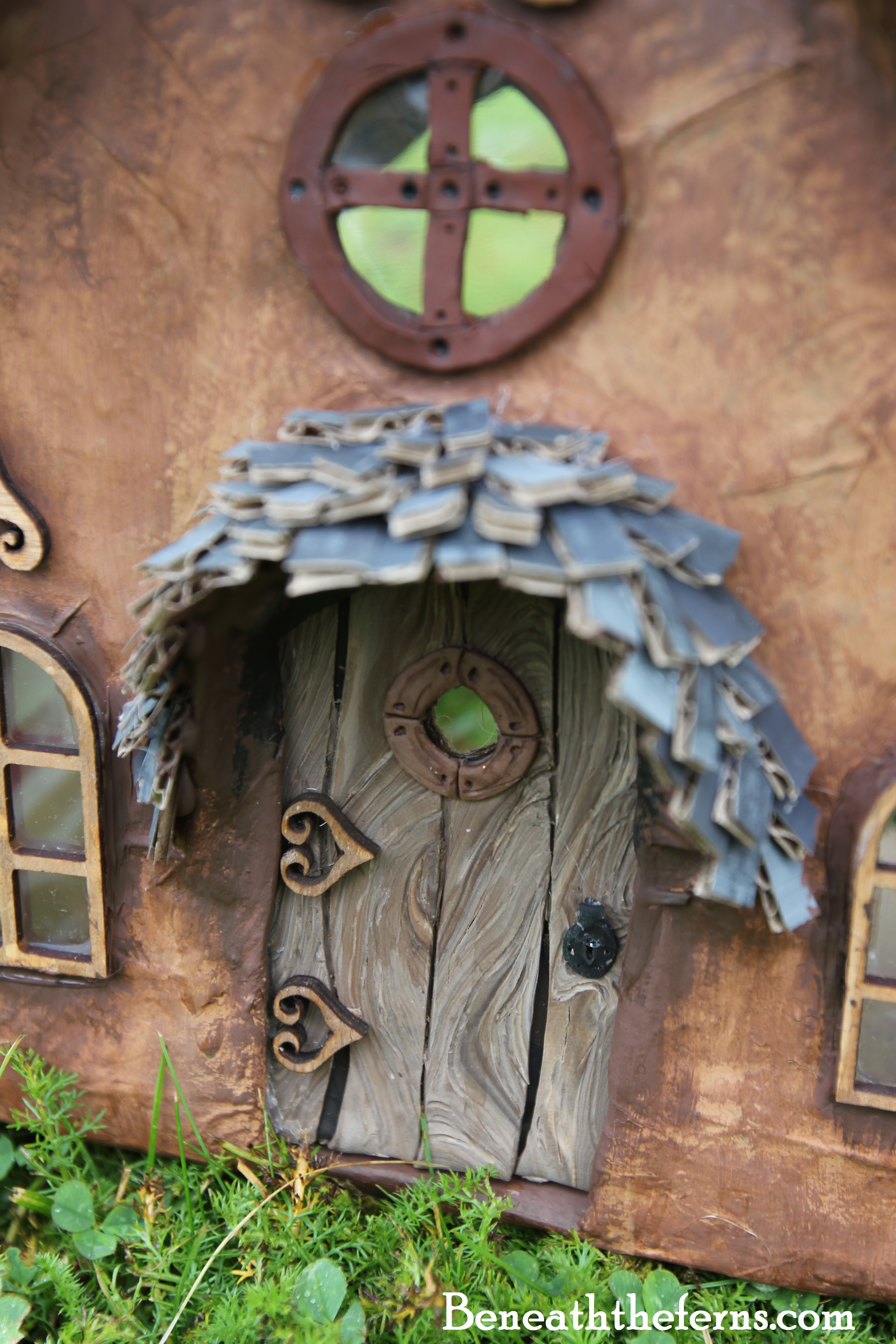 Enjoyable Fairy House Beneath The Ferns Download Free Architecture Designs Scobabritishbridgeorg